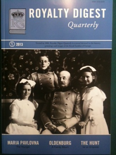 Royalty Digest Quarterly no. 1 - 2013